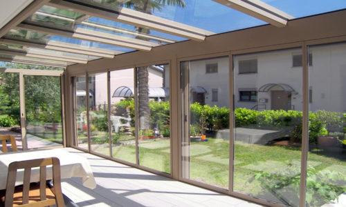 Il modo migliore per risparmiare energia e nello stesso tempo aumentare gli spazi dell'abitazione: la Serra Solare